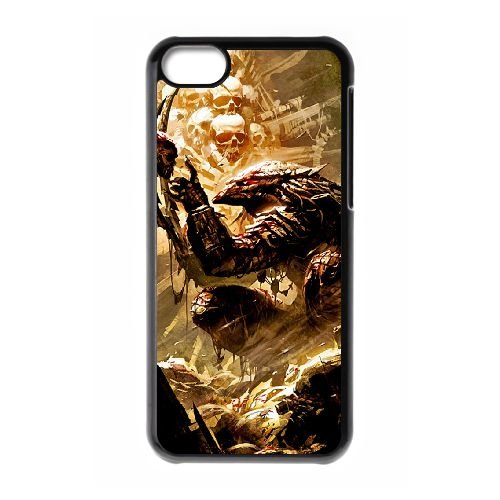 Predator ED66VD0 coque iPhone Téléphone cellulaire 5c cas coque E7NC6S7BV