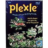 Plexle Stone: Wooden Shape-Shifting Puzzle