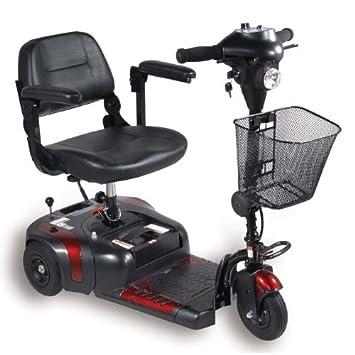Amazon.com: Scooter Phoenix motorizada de 3 ruedas compacta ...