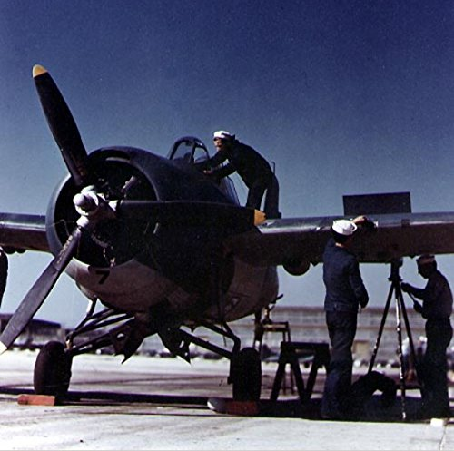 Home Comforts LAMINATED POSTER A U.S. Navy Grumman F4F-4 Wil