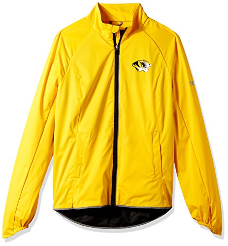 GIII For Her NCAA Missouri Tigers Women's Batter Light Weight Full Zip Jacket, XX-Large, -