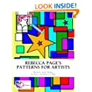 Rebecca Page's Patterns for Artists: Patterns with Shapes (Volume 1)