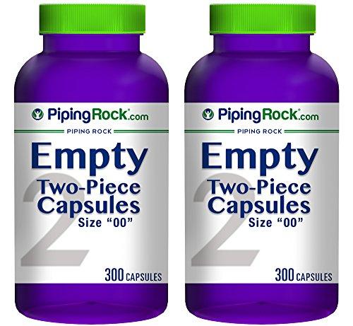 Piping Rock Capsules Bottles Gelatin product image