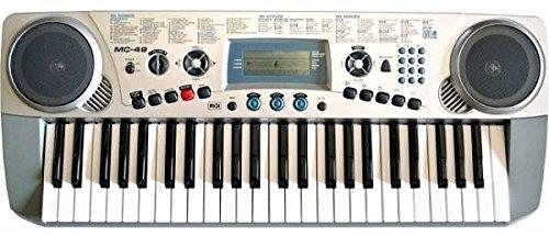 MEDELI-MC49A TECLADO ELECTRÓNICO 49 TECLAS: Amazon.es: Instrumentos musicales