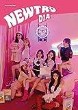MBK Entertainment Dia - NEWTRO (5th Mini Album) CD+64p Photobook+2Photocard+1Postcard+1Special Film+Folded Poster