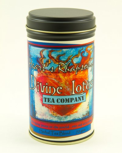 Divine Lotus Heart's Rhapsody Herbal (Rhapsody Tea)
