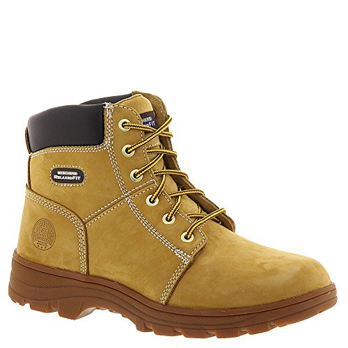Skechers Work Relaxed Fit Workshire Condor Mens Boots Whe...