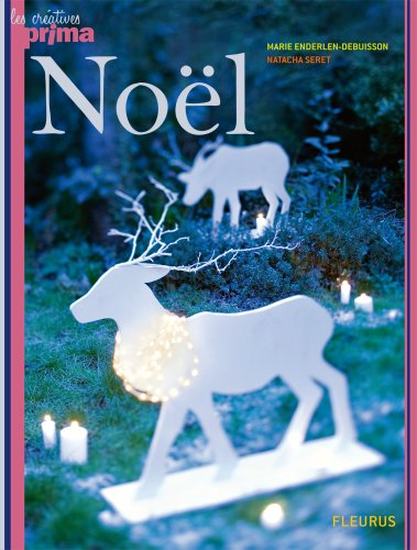 Noël (Les créatives) (French Edition)