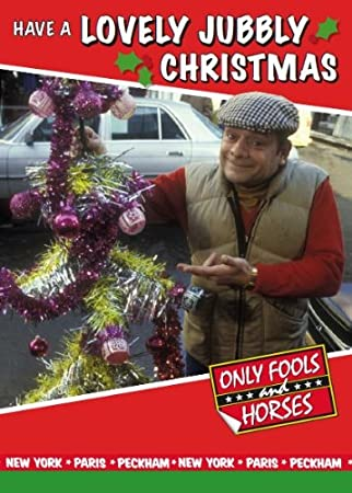 Only Fools and Horses Sound Christmas Greeting Card: Amazon.co.uk: Office  Products - Only Fools And Horses Sound Christmas Greeting Card: Amazon.co.uk