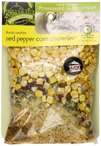 Frontier Soups Florida Sunshine Red Pepper Corn Chowder Mix (French Onion Soup Chicken)