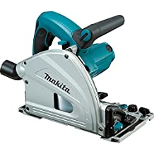"Makita SP6000 6-1/2"" Plunge Cut Circular Saw, Blue"