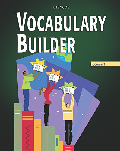 Vocabulary Builder, Course 7, Student Edition