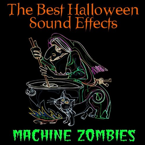 The Best Halloween Sound Effects [Clean] ()