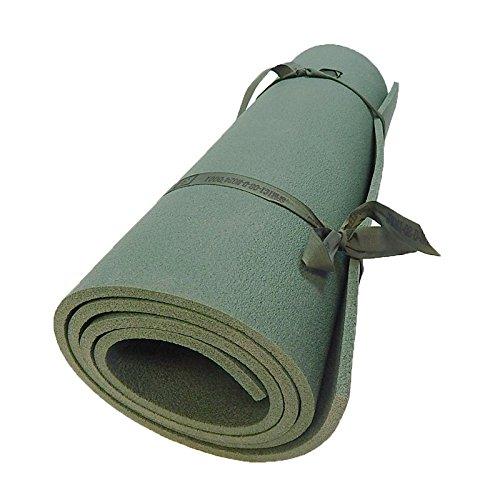 Genuine US Military Issue Foam Sleeping Pad Mat