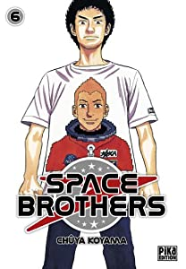"""Afficher """"Space brothers n° 6"""""""