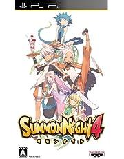 Sony PSP SUMMON NIGHT 4