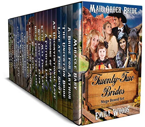 Pdf Teen Mail Order Bride: Twenty-Two Brides Mega Boxed Set
