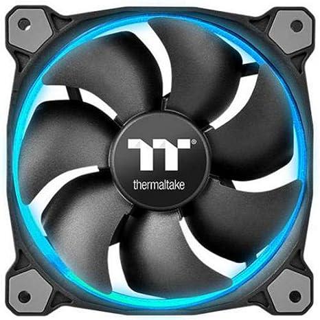 Thermaltake Riing 12 LED RGB Radiator Fan Sync Edition Pack 3 Ventiladores: Amazon.es: Electrónica