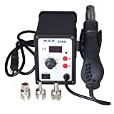 hot air rework station - Kohree 110V LED Digital 858D SMD Hot Air Rework Station Solder Blower Heat Gun