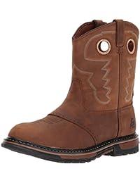 Kids' Fq0003575 Western Boot