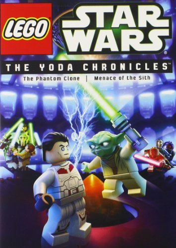 Lego Star Wars: The Yoda Chronicles [DVD] [Region 1] [US Import] [NTSC]