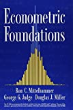 img - for Econometric Foundations Pack with CD-ROM by Ron C. Mittelhammer (2000-07-28) book / textbook / text book