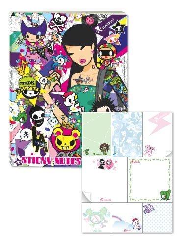 Tokidoki Sticky Notebook - 3