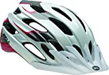 Bell Adult Event XC, White/Black/Red Speed Fade - S