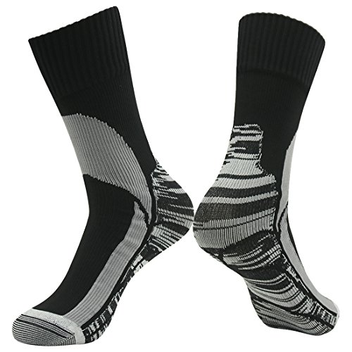 Image of RANDY SUN Waterproof Socks, Men's Fashion Coolvent Windproof Business Socks