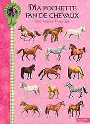 Ma pochette fan de chevaux