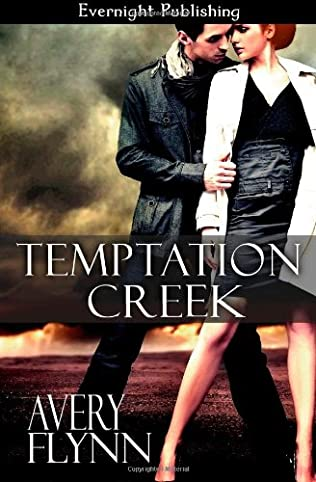 book cover of Temptation Creek