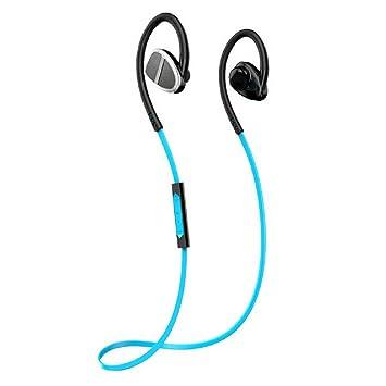 Auriculares inalámbrico con conexión Bluetooth 4.0, PUGO TOP: Amazon.es: Electrónica