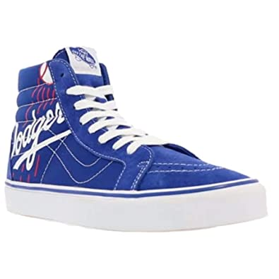 720458cfa44452 Image Unavailable. Image not available for. Color  Vans Unisex SK8-Hi  Reissue Skate Shoes ...