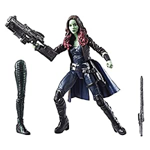 5193liTVOUL. SS300 Marvel Guardians of the Galaxy Legends Series Daughters of Thanos: Gamora, 6-inch