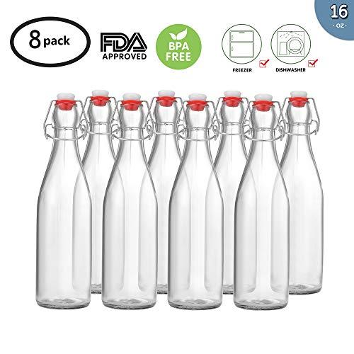 empty beverage bottles - 8