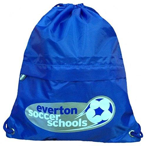 Everton Fußball Schule Gym Sack