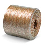 CWC Conduit Pull Line / Blow Line / Pulling String - 6000'', 240 lbs Tensile, Orange (Pack of 12 rolls)