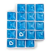 Munchkin 2 Piece Ice Pack, Blue
