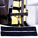 97-06 Jeep Wrangler New Nylon Check Strap Right & Left Set of 2 (2 PCS)