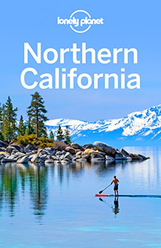 - Lonely Planet Northern California (Travel Guide)