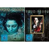 Twin Peaks - Season 1+2 im Set - Deutsche Originalware [10 DVDs]