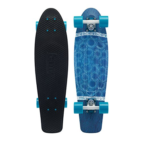Penny Graphic Skateboard - Tidal Beach 22