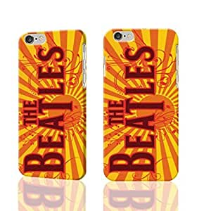 "The Beatles Legend Pop Art 3D Rough iphone 6 -4.7 inches Case Skin, fashion design image custom iPhone 6 - 4.7 inches , durable iphone 6 hard 3D case cover for iphone 6 (4.7""), Case New Design"