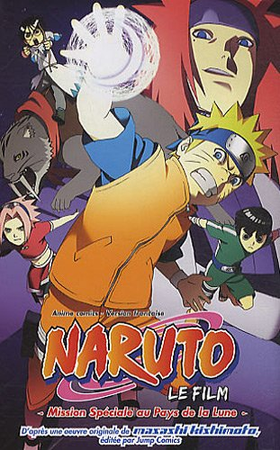 Telecharger Naruto Shippuden Anime Comics Mission Speciale Au