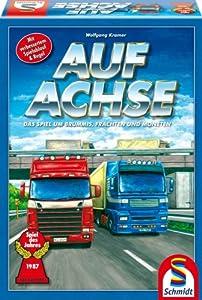 Schmidt Spiele 49090 - Auf Achse, Spiel des Jahres 1987