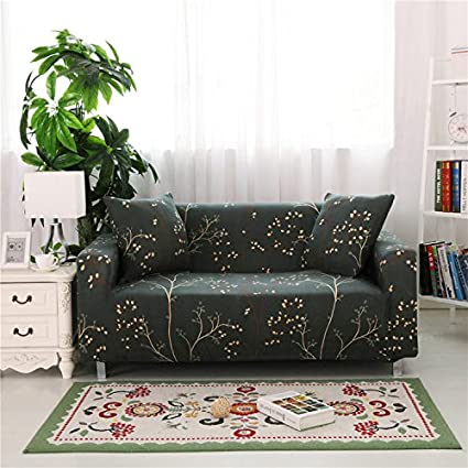 Amazon 40 Seater Sofa Cover Elastic Settee Loveseat Slipcover Gorgeous Patterned Settee