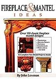 fireplace mantel decorating ideas Fireplace & Mantel Ideas: Over 100 Classic Fireplace Mantel Designs