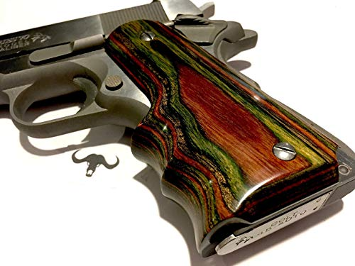 1911 GRIPS,SALE $35.73 WRAP AROUND FINGER GROVE BY ALTAMONT.