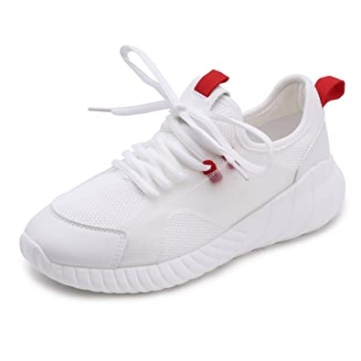 c5c32a82e193d Amazon.com | Exing Womens's Shoes New Knit Shoes, Academy Casual ...