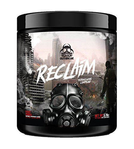 Cheap Reclaim Thermogenic Compound – Fat Burner Weight Loss Supplement, Acetyl L-Carnitine Stimulant Powder, Consumes Calories Stimulate Fat Loss, Fruit Punch, 164g